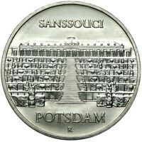 Gedenkmünze DDR - 5 Mark 1986 A - Sanssouci - Potsdam - Stempelglanz UNC