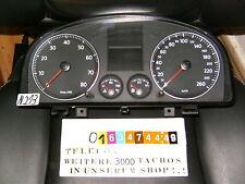 Indicateur combiné VW GOLF 5 1k0920850b COMPTEUR DE VITESSE