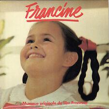 BOF FRANCINE PASCAL STIVE FRENCH 45 SINGLE OST