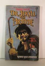 DR JEKYLL AND MR HYDE by Robert Louis Stevenson BOOK