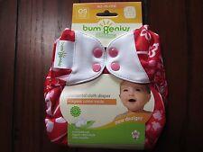 NIP New Bumgenius Elemental Organic AIO Diaper Carroll Print