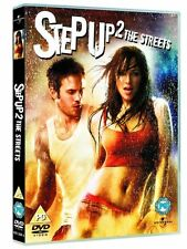 Step Up 2 - The Streets [DVD] 2008   Brand new and sealed
