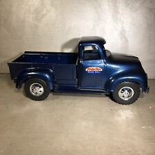 Vintage Restored Blue Tonka Truck, Pressed Steel Toy Vehicle, 1950's NO RESERVE