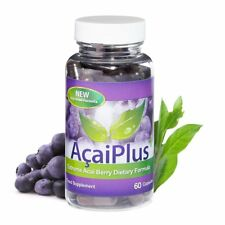 Acai Berry PLUS tè verde PERDITA DEL PESO Pillole 60 capsule EVOLUTION Slimming