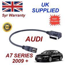 Câbles AUX et d'interface pour véhicule Audi