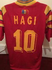 Romania Shirt-10 Hagi Size L