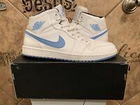 Nike Air Jordan Retro 1 Legend Blue Size 13