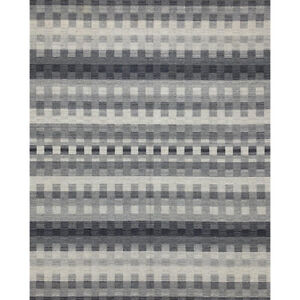 "Handwoven Scandinavian Style Kilim Rug 8'1""×10'1"""