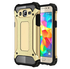 For Samsung Galaxy Grand Prime G530 Case Hard & TPU Hybrid Shockproof Back Cover