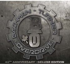Bachman-Turner Overd - Bachman Turner Overdrive (40th Anniversary) [New CD] H