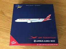 AIR MAURITIUS Airbus A350-900 Diecast Model 1:400 Gemini Jets GJMAU1604 A350 NEW