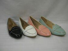 Spot On Synthetic Ballerinas for Women