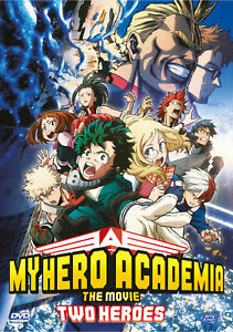 My Hero Academia - The Movie - Two Heroes