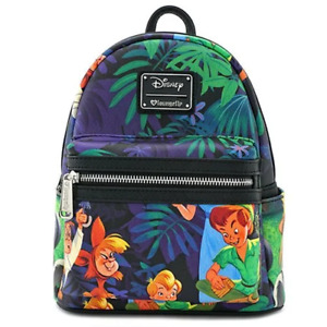 Loungefly Peter Pan Scenes Mini Backpack -- PREORDER -- CONFIRMED