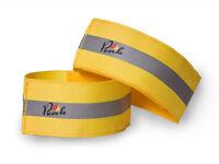 Peak Hi-Viz Strips - Genuine 3M Reflective Strips for cyclist & running safety