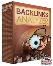 New Backlinks Analyzer W/ Master Resell Rights + 10 Bonus Software W/ MRR PLR