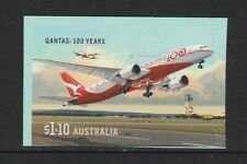 AUSTRALIA 2020 - CIVIL AVIATION 100 years - Booklet $1.10 Self Adhesive P&S MNH