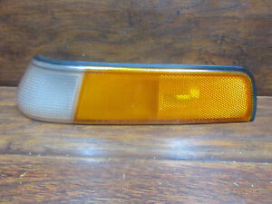 Honda Accord: 1986, 1987, Left Side Marker, Park, Signal Light (fender mounted)