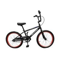 Micargi JAKSTER-B-20-BK 20 in. Boys BMX Bicycle Black - 21 x 7 x 45 in.