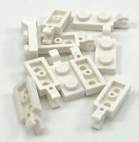 "** 25 CT LOT **  Lego NEW tan 1 x 1 modified plate W// /""tooth/"" pieces Lot of 25"