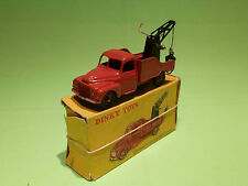 DINKY TOYS 582  CITROEN 23 - TOWING TRUCK - SERVICE - RARE SELTEN - VERY GOOD