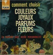 MARABOUT FLASH - En rapport avec ma personnalite, je choisi... couleurs... joyau