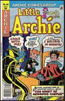 "Archie Comics Group Collectible ""Little Archie"" No. 158, September 1980"