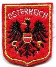 ECUSSON A COUDRE OSTERREICH AUTRICHE 6.5X5 CM
