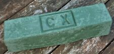 Leather strop paste wax compound chromium soap tool sharp razor polish UK SELL