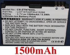 Batterie 1500mAh type Li3715T42P3h415266 Pour ZTE Z990G