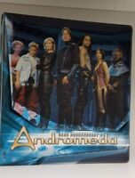 Andromeda Collectible Trading Card Binder Album Rare hard to find