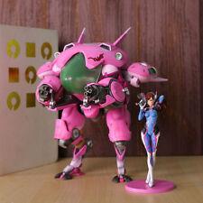 Overwatch DVA D.VA MEKA Mecha Mobile Suit PVC Figure Statue With Retai Box Gifts