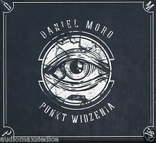 DANIEL MORO  Punk Widzenia [CD] Polish NEW