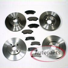 Toyota Corolla E12 Bremsscheiben Bremsen Bremsklötze für vorne vorn hinten*