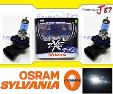 Sylvania Silver Star ZXE Halogen Bulb H10 9145 45W Fog Light Upgrade Replacement