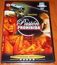 PASION PROHIBIDA - Amando de Ossorio / Susana Estrada - Precintada