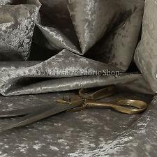 Durable Soft Shine Luxury Interior Furnishing Velvet Upholstery Fabric In Silver