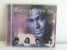 CD ALBUM MARVIN GAYE  18 soulful duets DIANA ROSS ...  TAMLA MOTOWN 544520 2