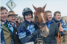 NICK SCHOLFIELD MELODIC RENDEZVOUS HAND SIGNED 6X4 PHOTO.