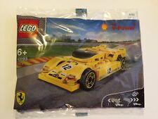 Lego 40193 Ferrari 512 S Shell Promotional Ferrari Collection 2014 NEW