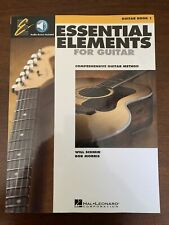 Essential Elements for Guitar Book 1, Includes Book, CD, Online Access Code