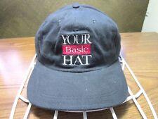 vintage trucker hat YOUR BASIC HAT