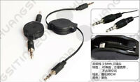 3.5mm AUX Auxiliary Cord Male to Male Stereo Cable for PC iPod MP3 Car 2019 New