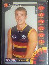 2013 Team Coach - Silver - 02- Daniel Talia - Adelaide Crows
