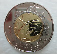 1999 CANADA NUNAVUT TOONIE PROOF-LIKE TWO DOLLAR COIN - A
