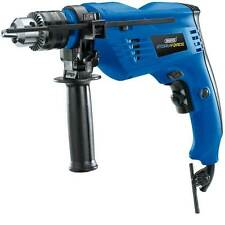 Draper Storm Force Hammer/Rotary Drill Variable Speed Corded Power Tool 500W New
