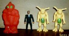 1998 Men In Black Burger King Toys Lot Of 4