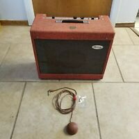 Vintage 1960's Teisco Melody Tube Amplifier with Tremelo and Footswitch