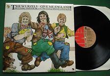 The Wurzels Give Me England inc Farmer Bill's Cowman + NTS138 LP