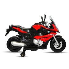 IDEA REGALO MOTO MOTOCICLETTA PER BAMBINI ELETTRICA ROSSA MODELLO BMW XR